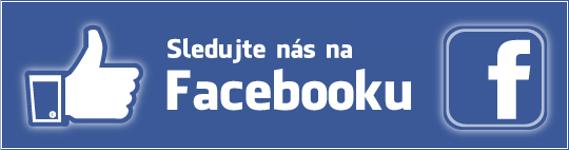 sledujte nas na facebooku